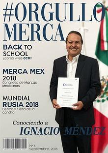 Revista #Orgullo Merca 4ta edición