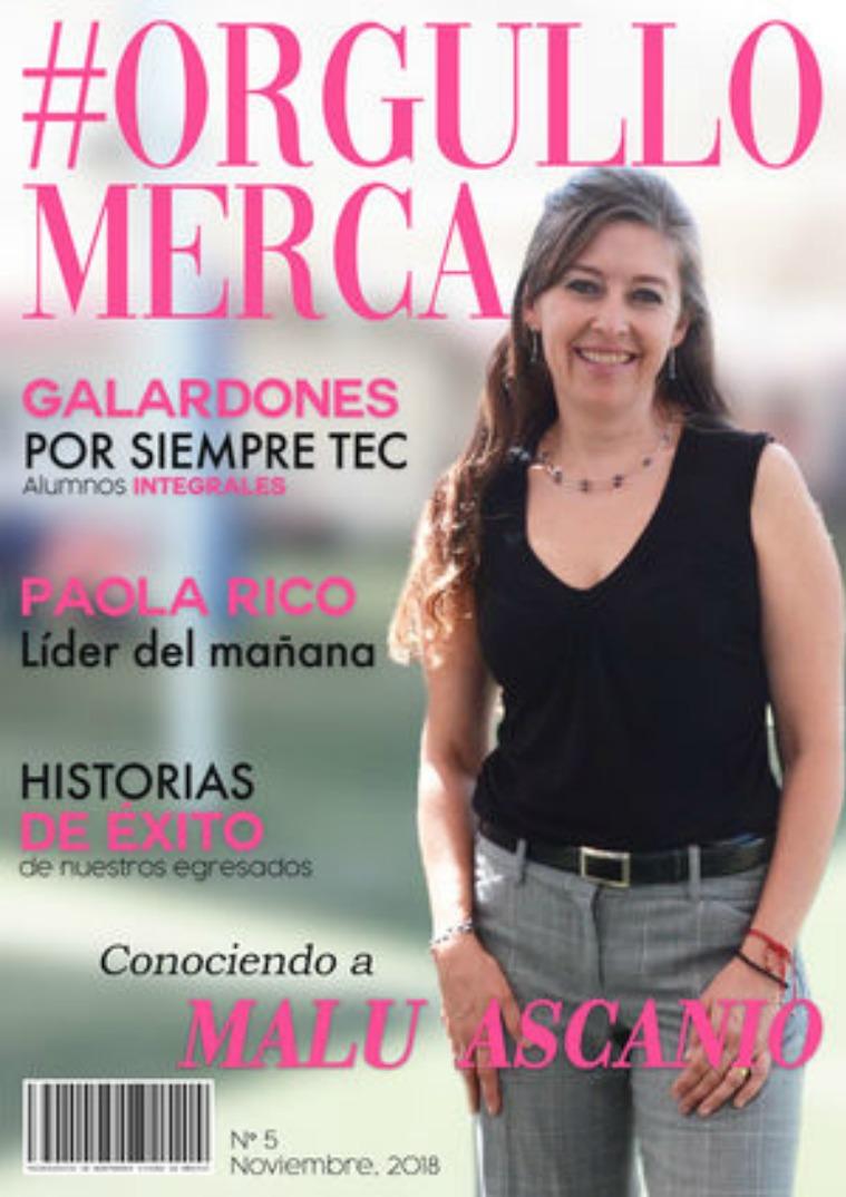 Revista #OrgulloMerca 5ta edición 5ta
