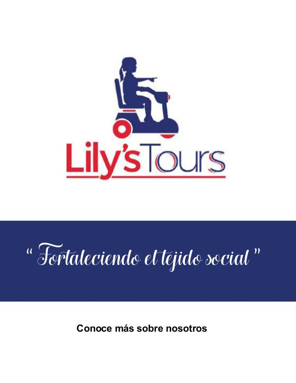Lily's tours Liliys