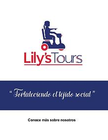 Lily's tours