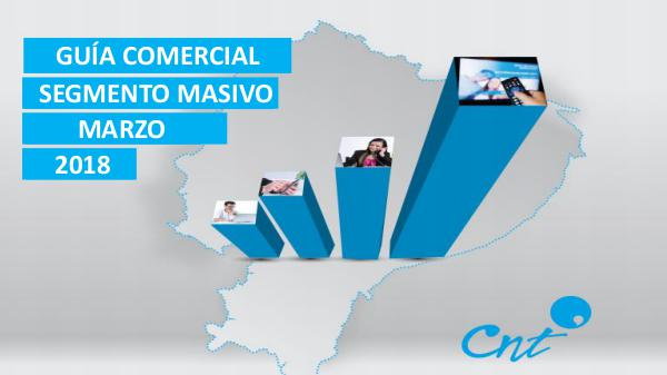 Revista CNT Revista Comercial Marzo 2018