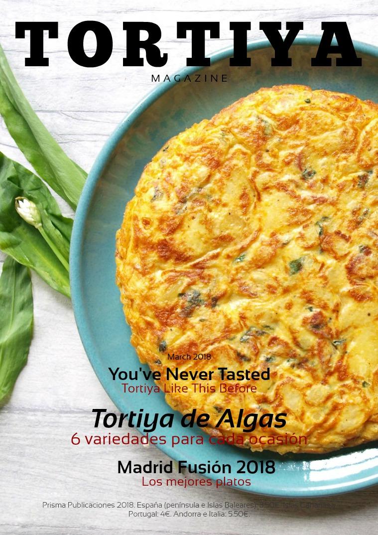 Tortiya Magazine Volumen 1