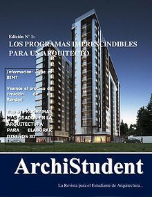 ArchiStudent - Programas Especializados en Arquitectura