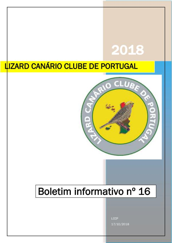 LCCP_ boletim informativo 16