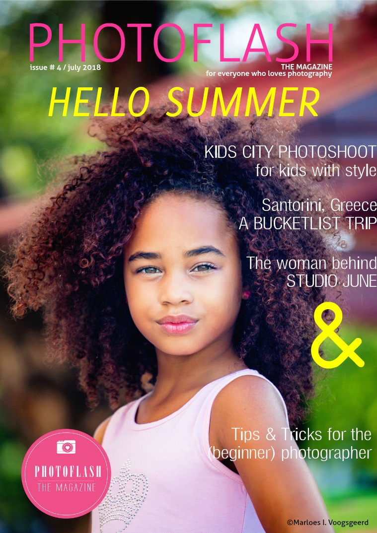 PHOTOFLASH the magazine With lots of pictures, stories and tips and tricks