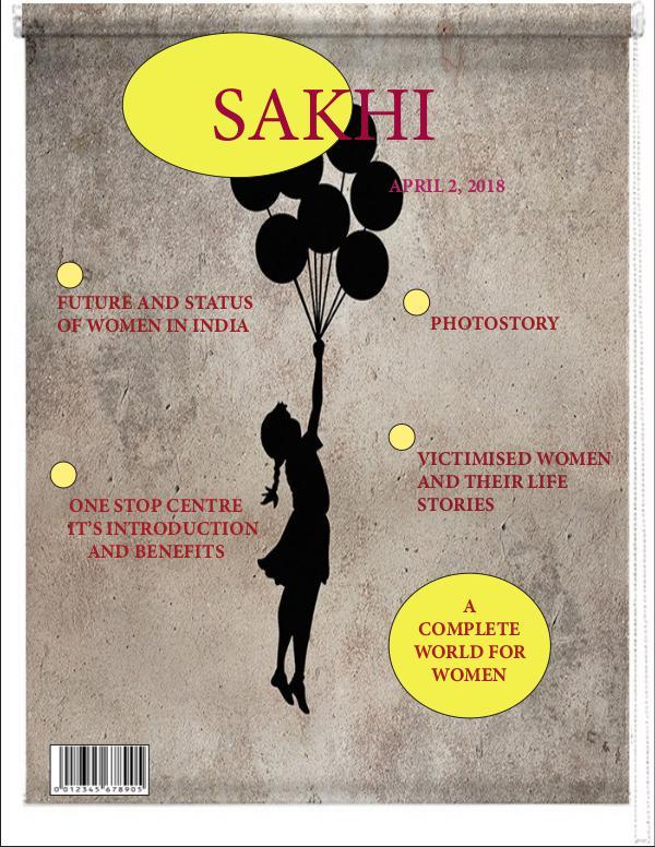 SAKHI'Dedicated to all the womens' MAGAZINE(SAKHI)