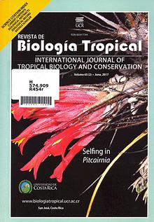 Revista Biologia Tropica