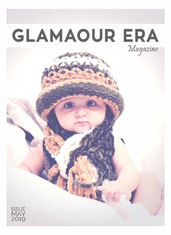 Glamaour Era May 2019 issue