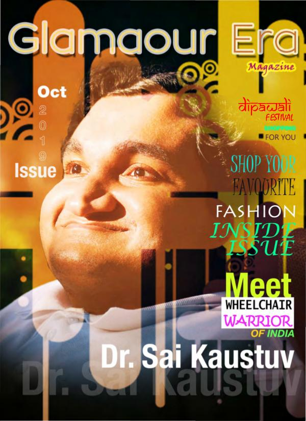 Glamaour Era Glamaour Era Magazine Oct 2019 issue
