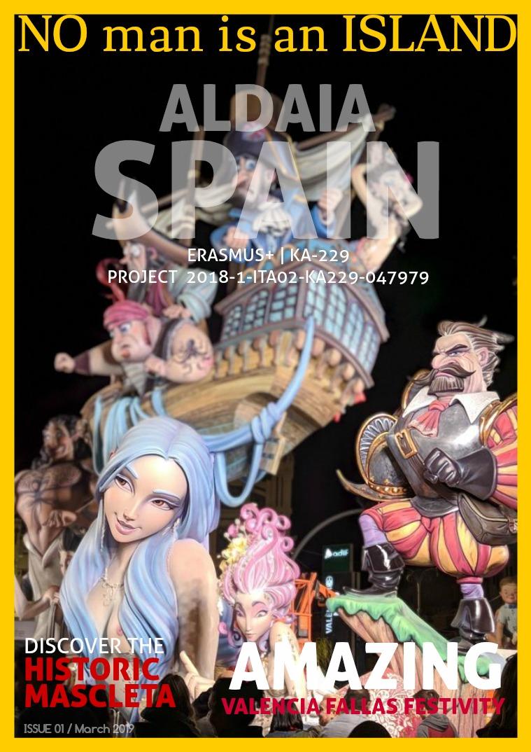 NoMi eMagazine Issue 1 - March 2019
