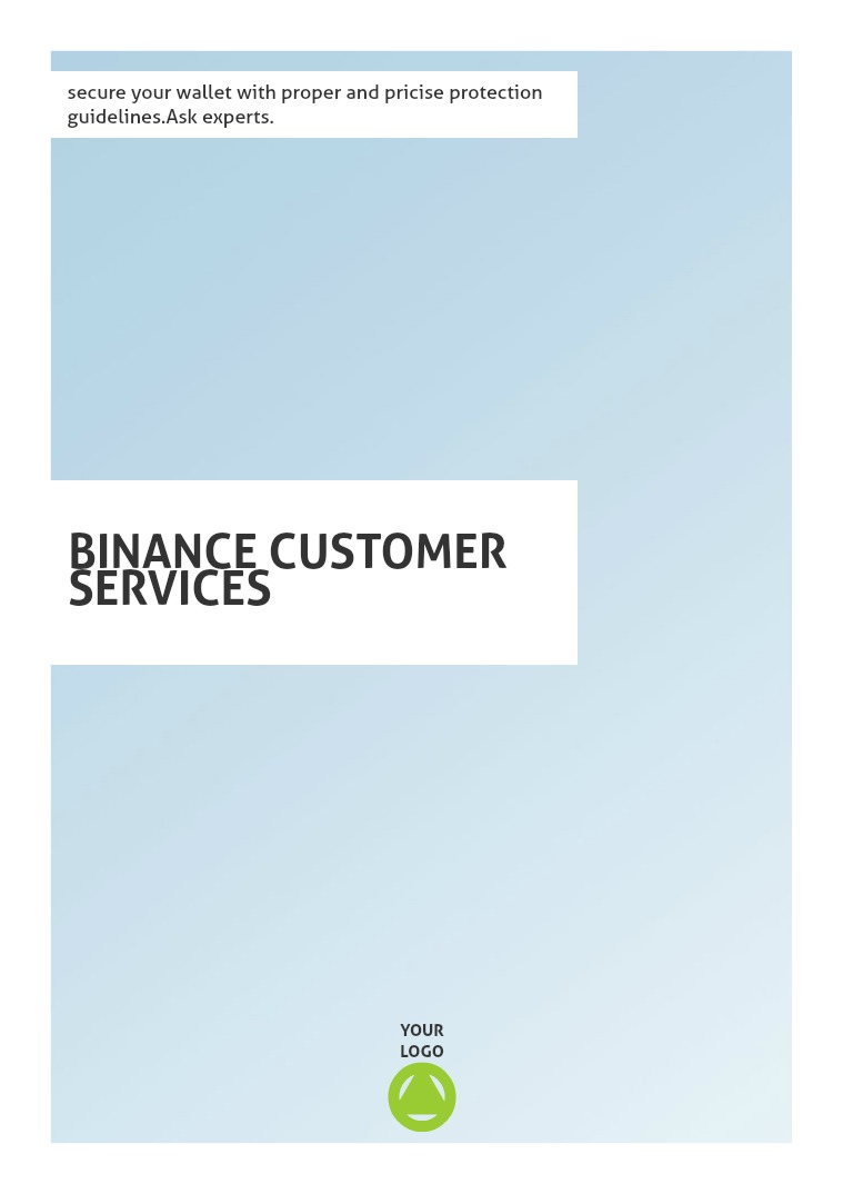 Binance Customer Service 18443665999 1