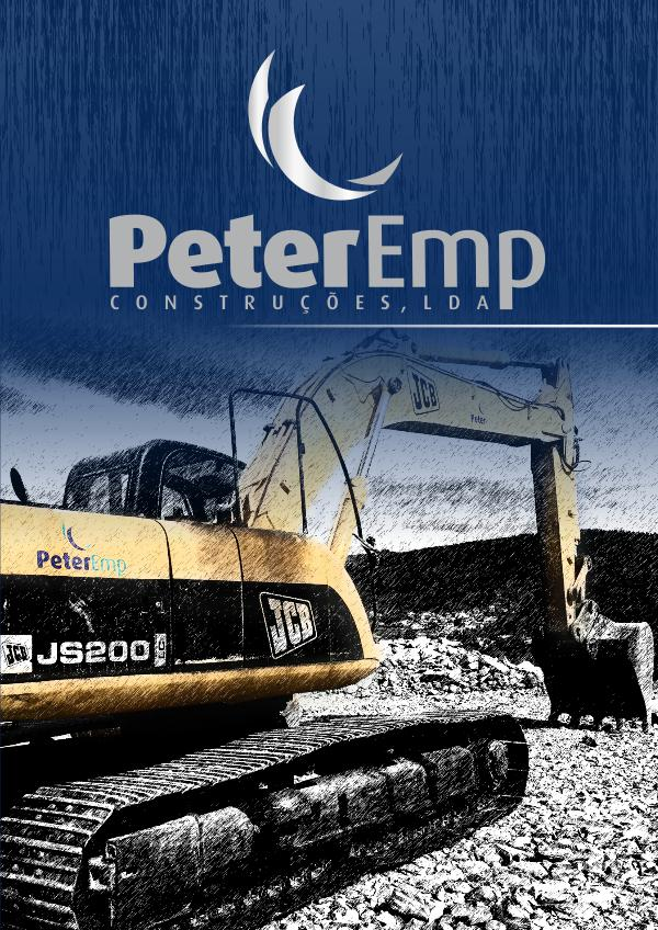 Peteremp Construções Lda Catalogo Peteremp Português Inglês Frances