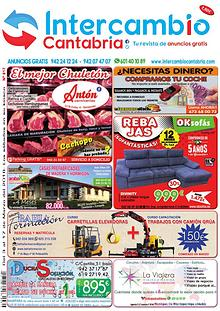 Revista Intercambio Cantabria