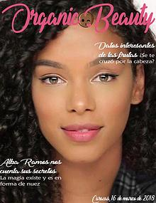 Mi primera revista: Beauty Organic
