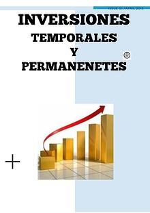 INVERSIONES TEMPORALES Y PERMANENTES
