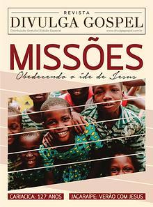 Revista Divulga Gospel