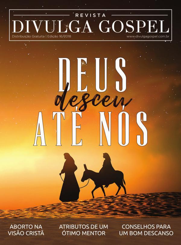 Revista Divulga Gospel Edição 16
