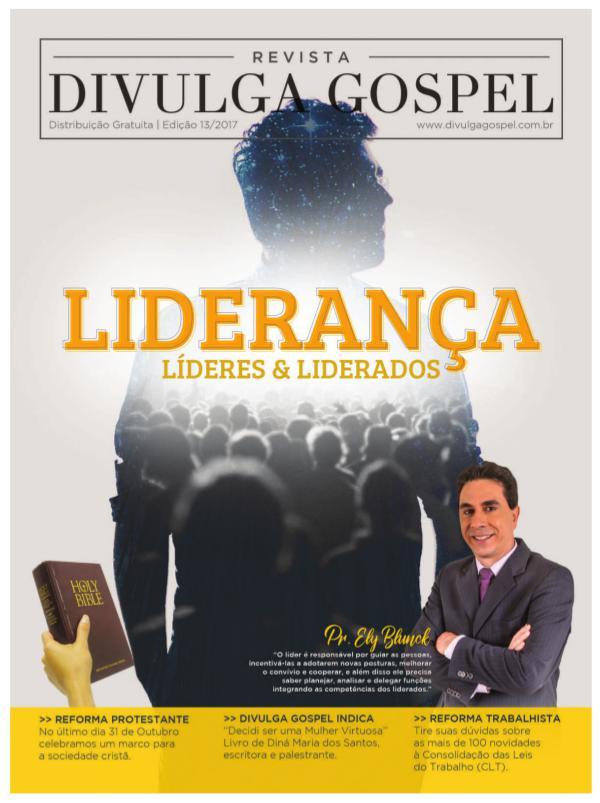 Revista Divulga Gospel Edição 13