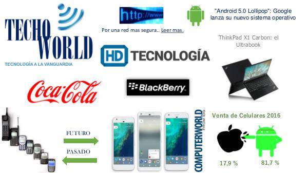 Techo World - Tecnología a la Vanguardia Revista Informatica