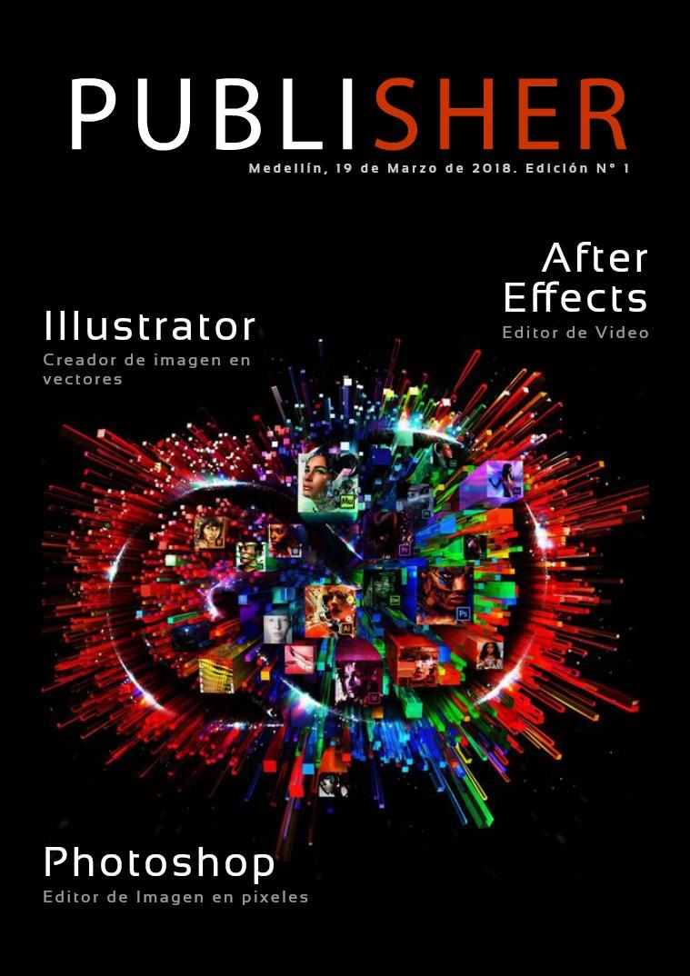 Publisher 1 Volumen 1