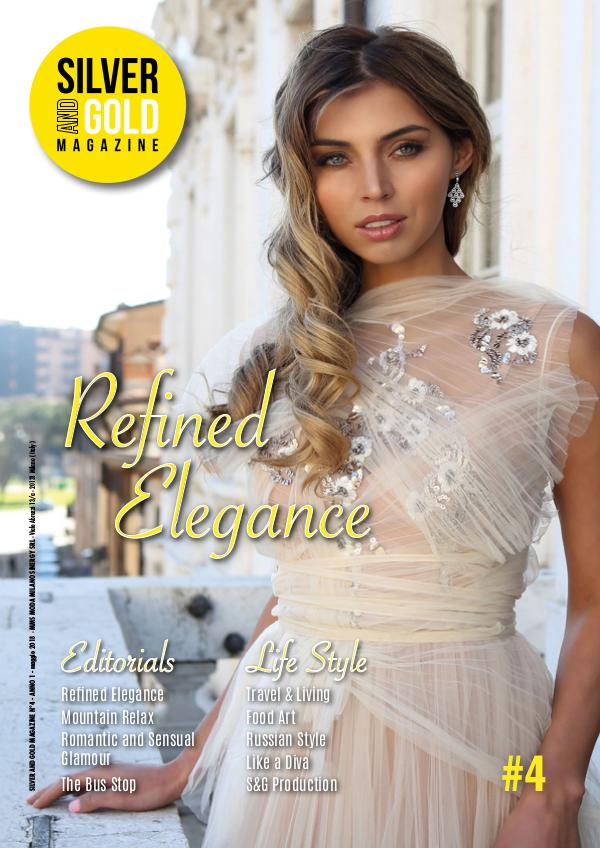 Silver and Gold Magazine N°4 Silver and Gold Magazine-N4