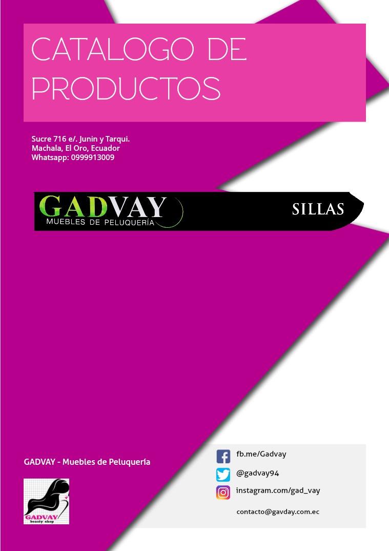 """""""Gadvay Muebles de Peluquería"""" 1"""