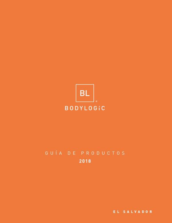 Guía de Productos 2018 BL Salvador El Salvador Catálogo