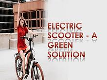 E-bike products and scooters