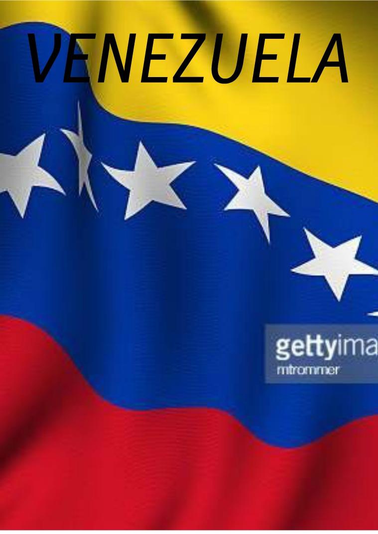 VENEZUELA Y SUS CARACTERÍSTICAS
