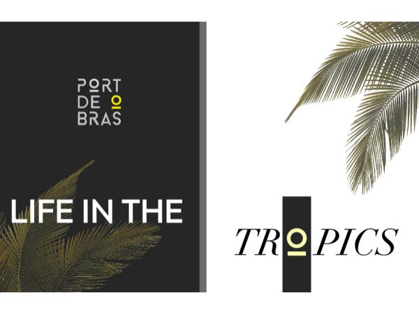 Port de Bras- Life in the Tropics Line Sheet LINESHEET JOOMAG