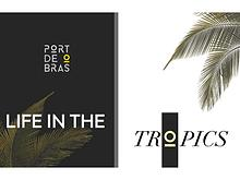 Port de Bras- Life in the Tropics Line Sheet