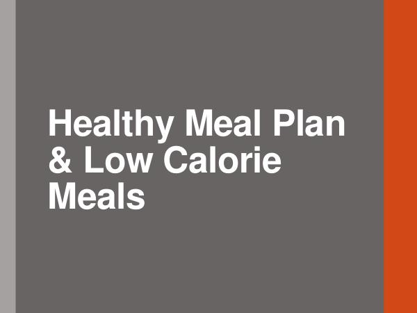 Online Food Delivery in Toronto Healthy Meal Plan & Low Calorie Meals