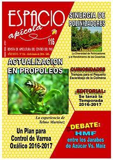 ESPACIO APICOLA - Ediciones más recientes