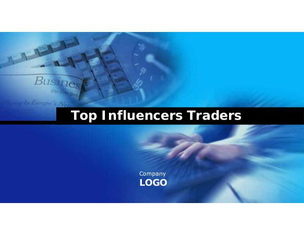Los Gurues Financieros más Seguidos Top Influencers Traders