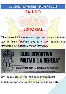 La Dehesa Magazine
