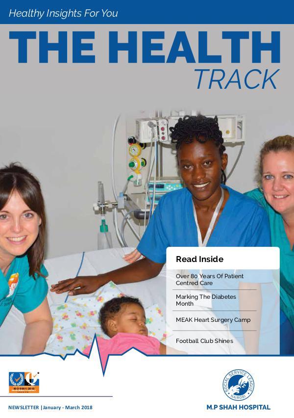 The Health Track 2018 Newsletter Q1
