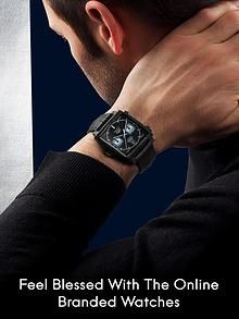 Feel Blessed with the Online Branded Watches