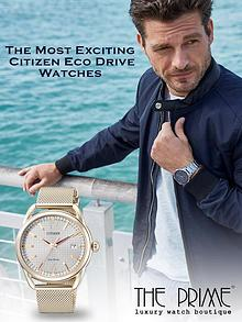 The Most Exciting Citizen Eco Drive Watches
