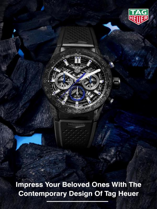 Impress Your Beloved Ones With the Contemporary Design Of Tag Heuer W Impress Your Beloved Ones With the Contemporary De
