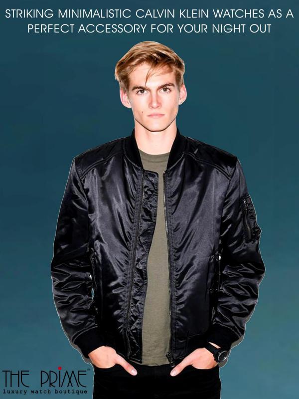 Striking Minimalistic Calvin Klein Watches as a Perfect Accessory for Striking Minimalistic Calvin Klein Watches as a Pe