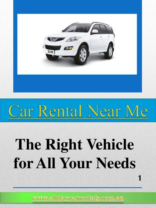 Car Rental Near Me Now Car Rental Near Me Open Now
