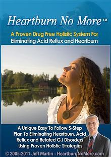 Jeff Martin:Heartburn No More PDF / Book Free Download