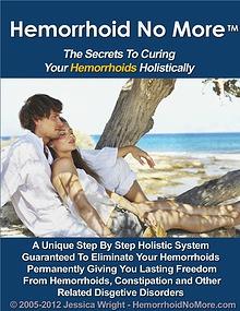 Jessica Wright:Hemorrhoid No More PDF /eBook Free Download