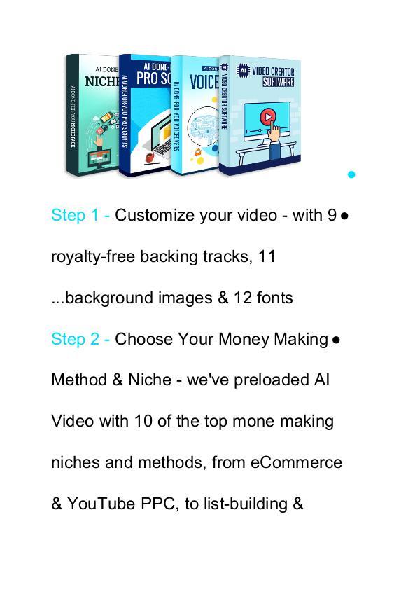 AI Video Creator Software Unlimited  Videos Free Download AI Video Creator Titan Software Free  Download