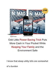 Hank Tharp:The Nomad Power System PDF Ebook Free  Download
