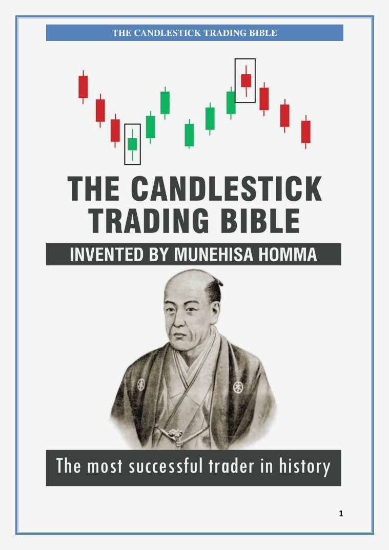 PDF  The Candlestick Trading Bible Ebook Free Download Download The Candlestick Bible