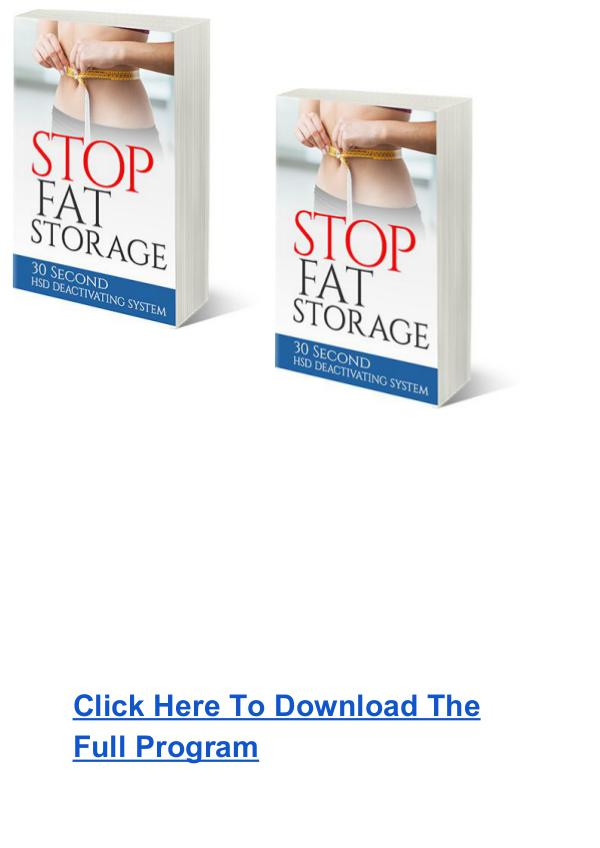 Janet Hadvill:Stop Fat Storage System PDF Ebook Free Download Stop Fat Storage PDF Free Download
