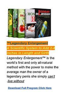 Legendary Enlargement PDF eBook Free Download