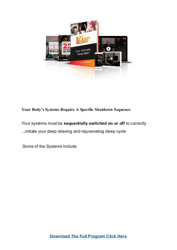 Todd Lamb: Eat Sleep Burn PDF / Ebook Free Download Eat Sleep Burn PDF Free Download