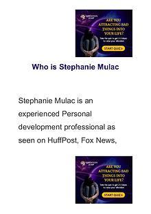 Stephanie Mulac:Vibration Jump Method PDF / Ebook Free Download
